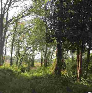 9721 Anchor Dr. Longs, Direct ICW waterfront lot located in