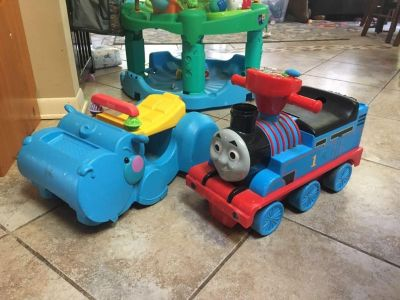 Ride on toys