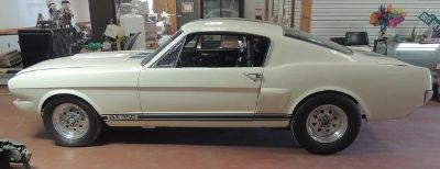 $35,000, 1966 Shelby Mustang GT350