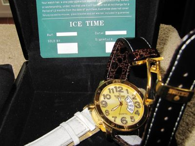 Men's Ice Time Watch