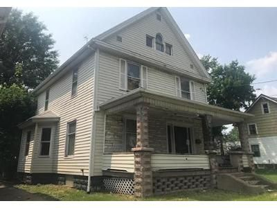 3 Bed 1 Bath Foreclosure Property in Canton, OH 44708 - Smith Ave NW