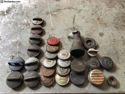 Original Early/Late Type 1 Oil Filler Cap(s)