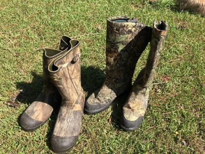 Size 14 Men s Hunting Boots