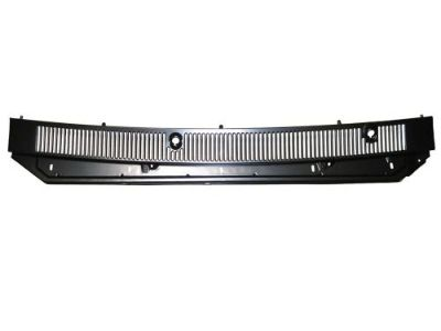 Sell 64-67 GM A Body Front Cowl Vent Grill Grille Panel motorcycle in Lewisville, Texas, United States, for US $181.94