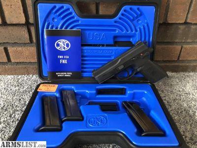 For Sale: FNX 9