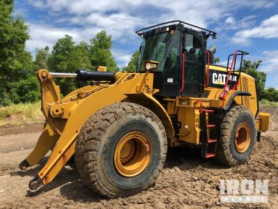 2014 Cat 966K Wheel Loader