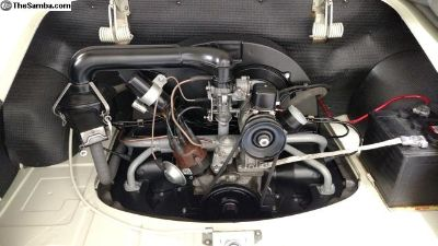 [WTB] 1963 Karmann Ghia Engine
