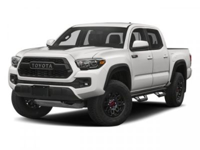 2018 Toyota Tacoma TRD Pro (Midnight Black Metallic)