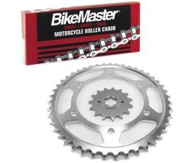 Buy JT Chain/Sprocket Kit 12-40 for Suzuki LT250E 1985 motorcycle in Hinckley, Ohio, United States, for US $48.57