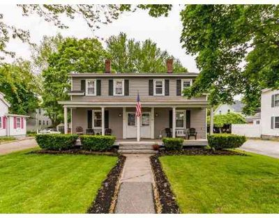 44-46 Broadway St Westford Four BR, Unique and RARE opportunity