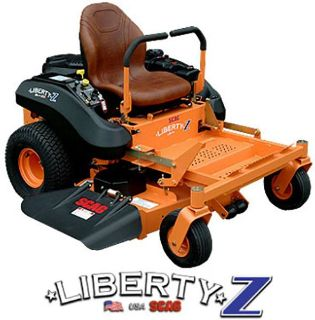 2017 SCAG Power Equipment Liberty Z (SZL48-22KT) Zero-Turn Radius Mowers Lawn Mowers Glasgow, KY