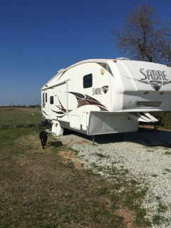 2009 Sabre 30 fifth wheel