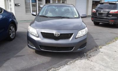 2009 Toyota Corolla Base (Gray)