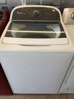 Whirlpool Cabrio 3.8 HE Washer