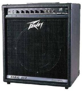 $100 Peavey Amp Basic 112