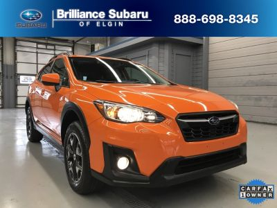 2018 Subaru Crosstrek 2.0i Premium with