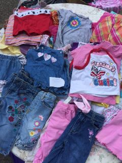 12 months baby girl summer clothes