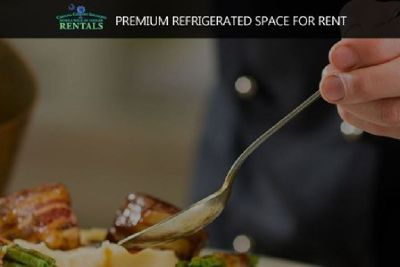 Premium Refrigerated Space for Rent