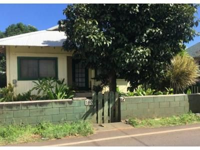 3 Bed 1 Bath Foreclosure Property in Wailuku, HI 96793 - Mission St