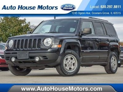 2011 Jeep Patriot Sport 4x4 4dr SUV