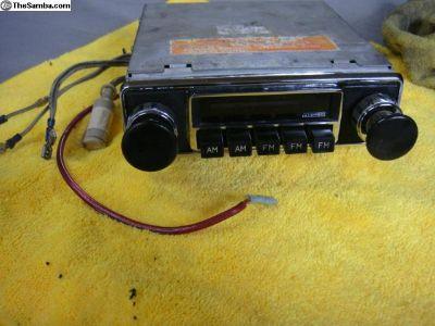 FS: Boman AM/FM Stereo Radio