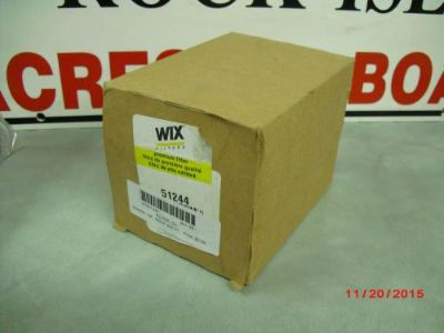 Find WIX 51244 OIL FILTER LQQK! 4-1-4 motorcycle in Rock Island, Illinois, United States, for US $11.95