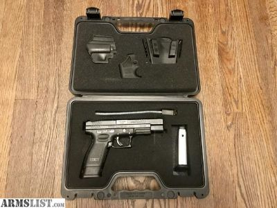 For Sale/Trade: Springfield Armory XD Tactical