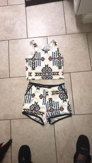 Two piece outfit
