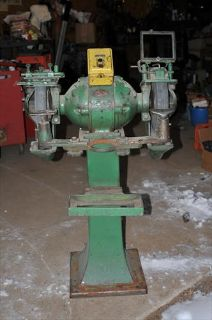 """United States Electrical Tool Co. 12"""" grinder"""