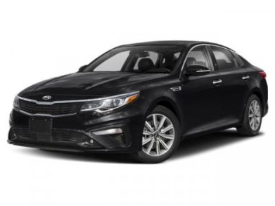 2019 Kia Optima S (Ebony Black)