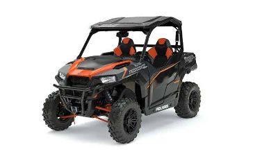 2017 Polaris GENERAL 1000 EPS DELUXE TITAN General Use Utility Vehicles Barre, MA