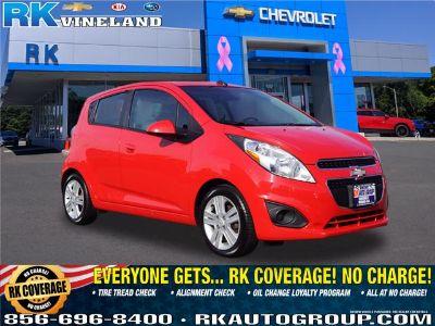 2014 Chevrolet Spark LS Auto (Salsa Red)