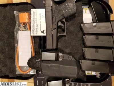 For Sale: Glock 43 Talo