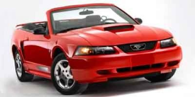 2003 Ford Mustang GT (Black)