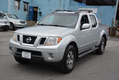 2011 Nissan Frontier S (Radiant Silver)