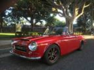 1967 Datsun Roadster Fairlady Manual 5spd