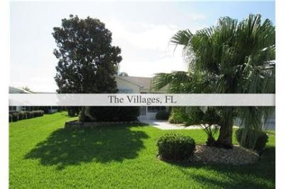 The Villages, Great Location, 3 bedroom House. Washer/Dryer Hookups!
