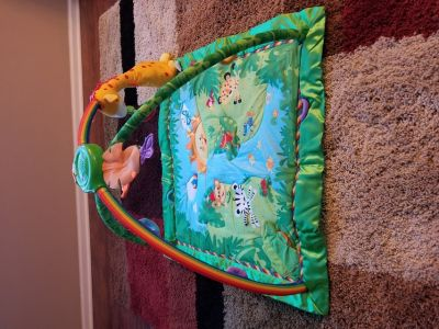 Fisher Price rainforest baby activity gym (Bolingbrook)