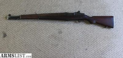 For Sale: Springfield M1 Garand
