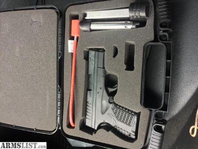 For Sale/Trade: Springfield armory XDS 45 3.3