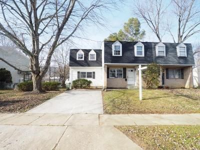 5 Bed 1.5 Bath Foreclosure Property in Randallstown, MD 21133 - Bryony Rd