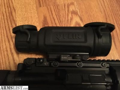For Sale/Trade: FLIR RS32 2.25-9x thermal scope