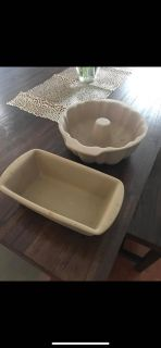 Pampered Chef Pans-Never used