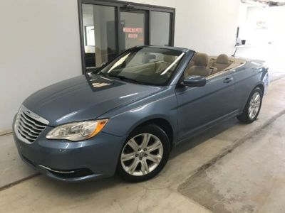 2011 Chrysler 200 Convertible Touring 2dr Convertible