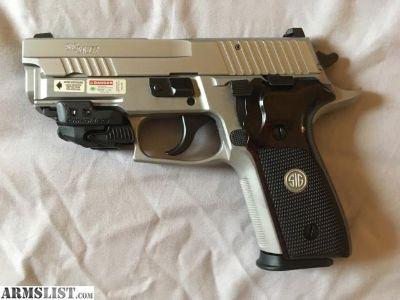 For Sale: Sig 9mm Elite
