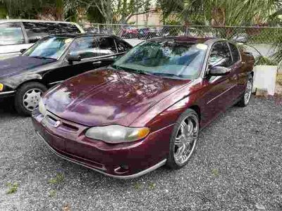 Used 2004 Chevrolet Monte Carlo for sale