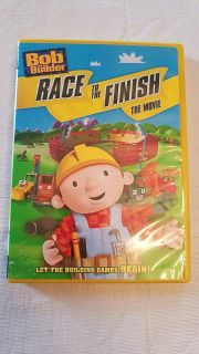 Bob the builder race to the finish movie