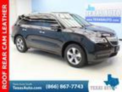 used 2014 Acura MDX for sale.