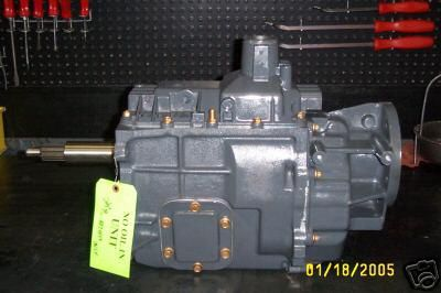 Find Chevy / GMC NV4500 5-speed Manual Transmission motorcycle in Indianapolis, Indiana, US, for US $1,195.00