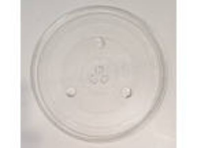 12 3/8 Inch Diameter Microwave Turntable Glass Tray Plate